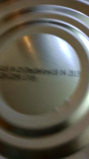荷兰克德拉克纯羊奶粉 中老年人高钙补钙成人奶粉400g/三罐装 晒单图