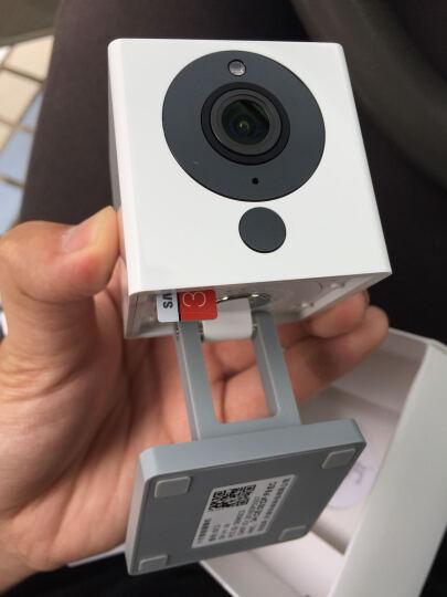 华来小方 大方摄像头1080P云台版 无线wifi网络家用高清监控摄像头母婴看护 红外夜视 智能家居 晒单图