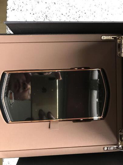 8848 钛金手机 M4巅峰版 智能商务加密手机 全网通4G双卡双待 2100万像素128G 黑色 晒单图