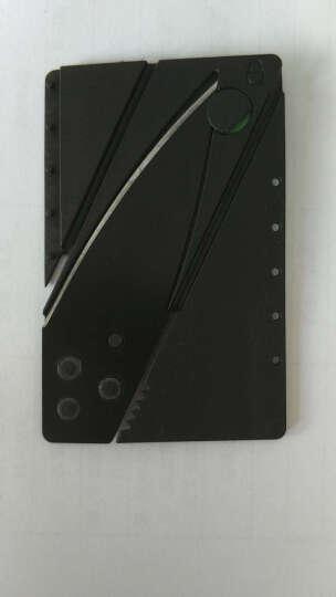 菲莱仕(FEIRSH) 户外战术刀 高硬度野外防身刀具 直刀求生刀 锋利户外小刀 银色花纹FD156 晒单图