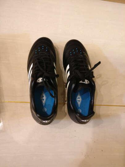 【送球袜】足球鞋男鞋碎钉儿童足球鞋男士足球鞋TF长钉男子AG足球鞋足球训练鞋 紫色长钉AG 41 晒单图
