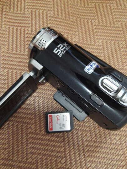 闪迪SD TF储存卡 单反 微单 摄像机储存卡 闪迪64G 80MB/S储存卡 晒单图