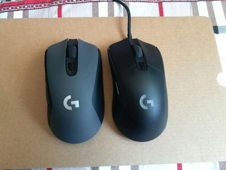 罗技G603:之前用403手感就比较喜欢,所以g6