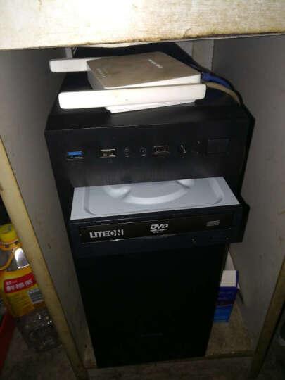 建兴(LITEON)18倍速SATA接口内置DVD光驱台式机光驱黑色(支持Win系统/IHDS118 晒单图