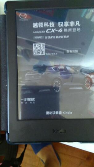 沐阳 MY-KT01 558版全新入门款升级版Kindle电子书阅读器 休眠保护套疯马纹 黑色 晒单图