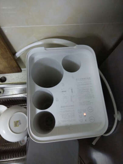 小米(MI)净水器(400G)厨上增强版 家用净水器 RO反渗透大流量直饮低废水 不漏水专利 智能提醒自助更换滤芯 晒单图
