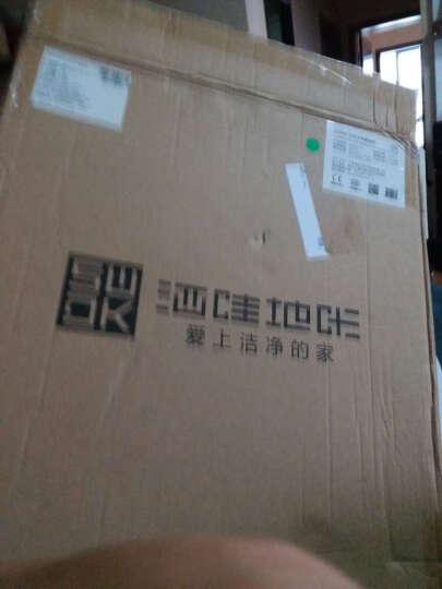洒哇地咔(SWDK)无线手持电动拖把擦地机器人小米粒吸尘器伴侣非蒸汽拖把自动拖地打蜡清洁机D3 晒单图