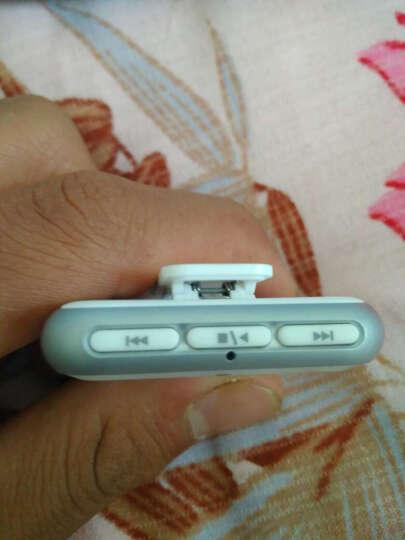 环格 运动MP3发烧无损音乐播放器迷你可爱学生跑步随身听有屏便携录音笔耳机 魔力黑16GB(耳机+OTG+收纳盒+防尘袋) 晒单图