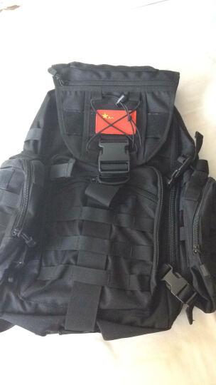 幂范西户外军迷X7箭鱼战术包双肩作战突击包男女迷彩电脑特种兵背包书包 丛林数码 晒单图