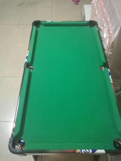 ZC 儿童台球桌乒乓球桌冰球桌三合一游戏桌家用桌球 多功能 大号 晒单图