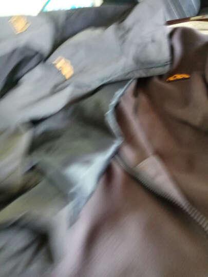 飞米斯 户外服装冲锋衣裤套装男冬季三合一两件套女加绒冲锋裤抓绒衣内胆防风外套防寒登山滑雪服 男88011军绿/888军绿 2XL/3XL 晒单图