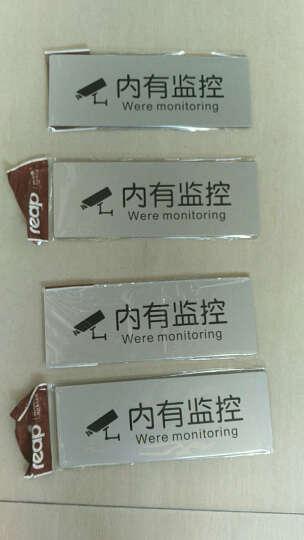 斯图 导示牌 铝塑板标牌 标识牌 标语牌 告示指示牌 科室牌门贴牌 银色 请节约用电 R24 晒单图