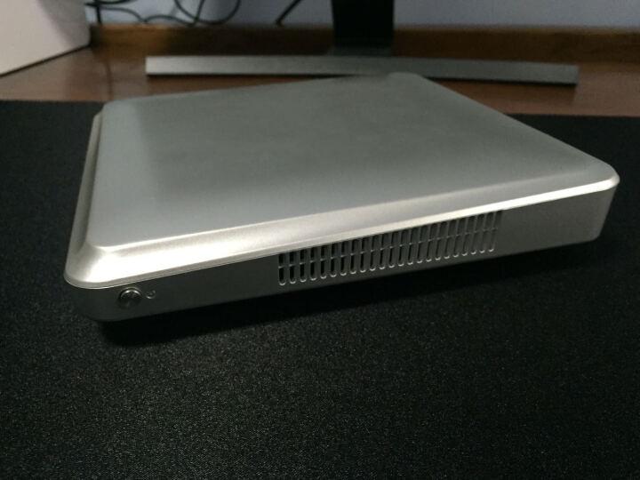 艾尔葳 迷你电脑小主机DIY台式整机 小身材大作用 双核1037/4G内存+60G固态(支持XP) 晒单图