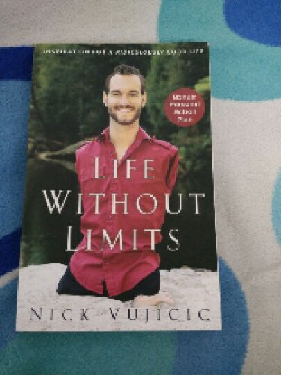 Life Without Limits: Inspiration for a Ridiculously Good Life人生不设限 英文原版 晒单图