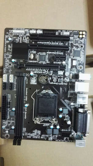 技嘉(GIGABYTE)H81M-S2PH主板 (Intel H81/LGA 1150) 晒单图