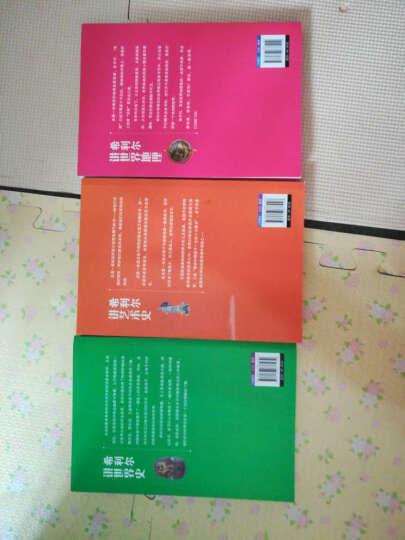 希利尔讲世界地理+世界史+艺术史(高清彩色插图版 套装全3册) 晒单图