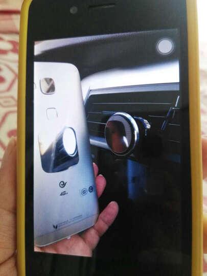 朗客 多功能手机支架磁吸夹式适用于车载出风口/书桌通用于多功能三星苹果手机或导航设备 晒单图