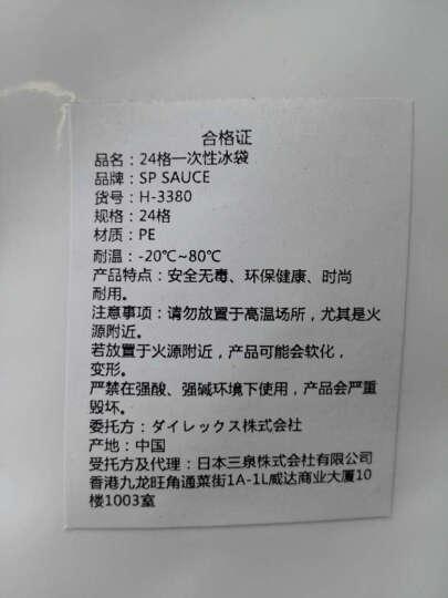 日本创意冰箱自制冰棒冰格制作冰块冰模具食品级制冰袋一次性冰袋10片装 晒单图