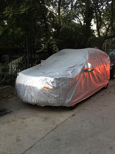 兵尼兔车衣车衣罩车罩汽车遮阳防晒防雨雪铝箔YL长城H6科帕奇路虎奔驰GLK具等具体以车型匹配结果为准 晒单图