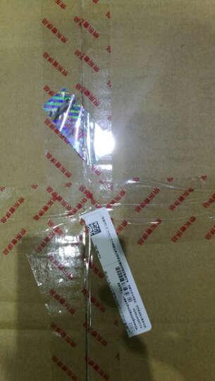 BURBERRY 巴宝莉 女士The Ashby Canvas系列镉红色织物格纹拼皮革艾仕贝手袋 39457281 晒单图