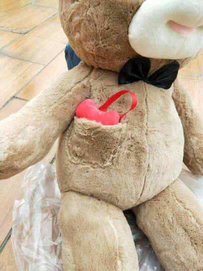 特酷宝贝 国庆节大号蜡笔小新变身龙猫公仔毛绒玩具大号泰迪熊布娃娃玩偶抱枕送女生 叮当猫小新眯眼 1.2米 晒单图