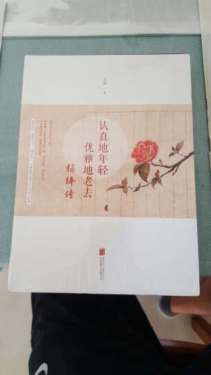 认真地年轻 优雅地老去 杨绛传 王臣 传记 书籍 晒单图