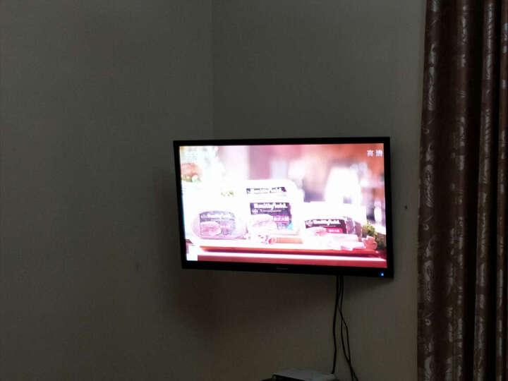 支尔成MA4260(32-50英寸)通用电视挂架 伸缩旋转液晶电视机挂架 电视支架 壁挂架 孔距40X40CM 32-50英寸 晒单图