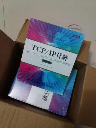 TCP/IP详解 卷1 协议(英文版) 晒单图