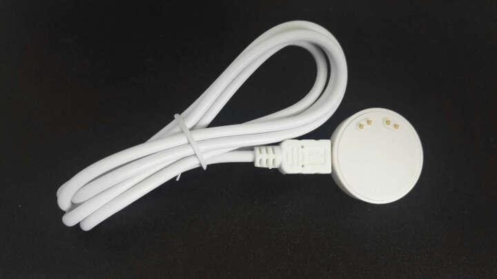 华为K2-G01/G00儿童智能定位电话手表磁吸充电器充电数据线底座盘 迪士尼儿童手表 华为儿童手表K2--白色 晒单图