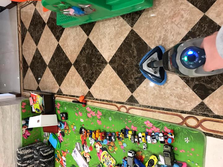 Hoover 美国胡佛蒸汽清洁机蒸汽拖把电拖把拖地机高温高压杀菌电动拖布小型清洗器干湿 晒单图