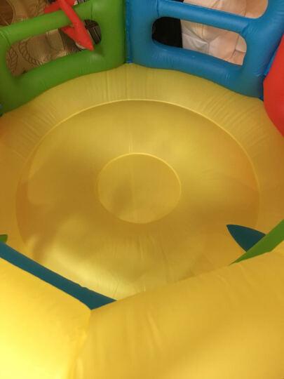 Bestway百适乐 超大型亲子游戏充气蹦蹦床/游戏屋 室内/室外运动玩具52056 蹦床+电动泵 晒单图