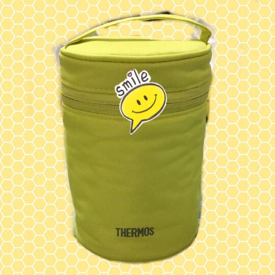 膳魔师(THERMOS) 原装配件杯套/杯垫/底托适用SK焖烧杯/JNL保温杯 不锈钢折叠汤勺 晒单图