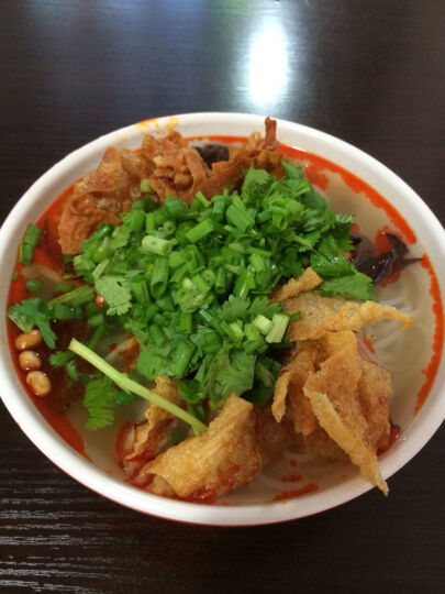 好欢螺 螺蛳粉(水煮型)广西柳州特产方便面粉速食米线 袋装400g 晒单图