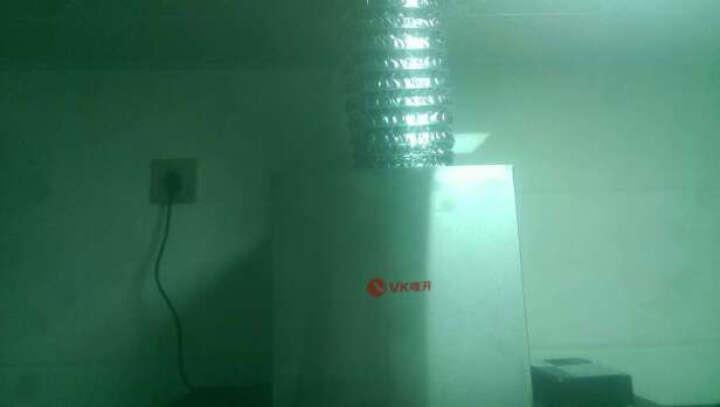 唯开(vvk)V01侧吸式抽油烟机 脱排油烟机 吸油烟机大吸力烟机 抽烟机 排油烟机 单电机侧吸上门安装 晒单图