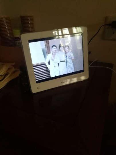 爱国者(aigo) 数码相框DPF83 8英寸高清电子相册 智能家居 支持视频音乐 SD卡 晒单图