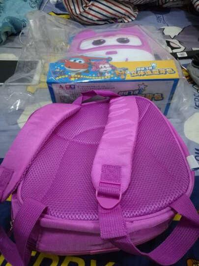 奥迪双钻(AULDEY)超级飞侠 幼儿园儿童小学生书包双肩包 小爱立体造型背包 710062 晒单图