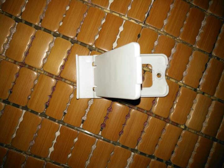 魔浪(morul) U0 迷你隐形蓝牙耳机无线4.1运动防水版 小米苹果三星华为安卓通用 黑色 晒单图