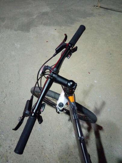 DAHON大行折叠山地自行车26寸27速铝合金车架男女单车双碟刹自行车肩控锁死前叉 消光咖啡色 晒单图