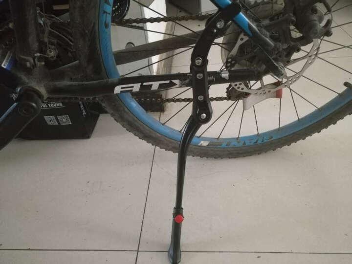 奥塞奇(osagie)j02 铝合金单边脚撑脚扎可调长短长度伸缩山地车死飞自行车可适用自行车脚撑 晒单图