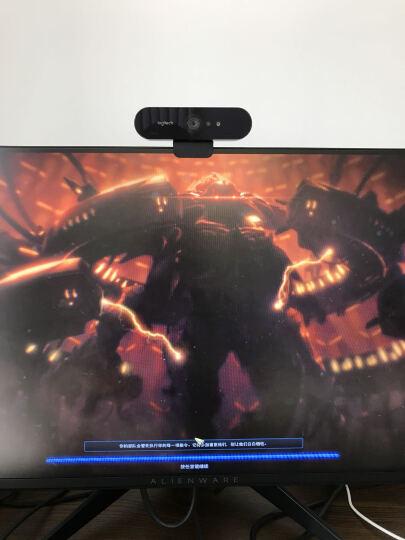 罗技(Logitech) 台式电脑摄像头电视笔记本USB免驱高清网络主播直播视频带麦克风 C920自动补光双重立体声内置麦克风主播版 晒单图