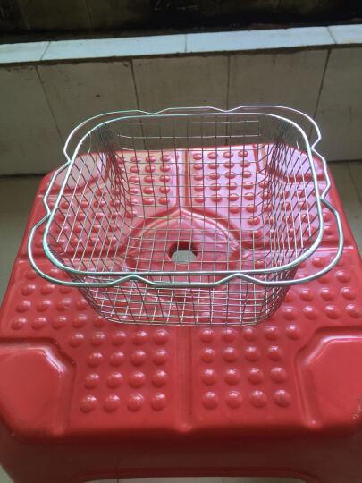 洁盟(skymen)超声波清洗机清洗篮 304不锈钢材质 JP-240ST配套清洗篮 晒单图