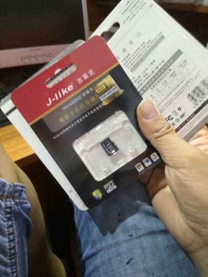吉莱克(J-like) 包邮吉莱克J-Like tf8gbC10高速手机tf卡内存卡存储 晒单图