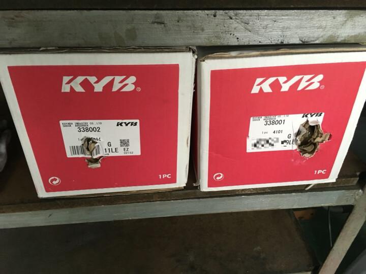 KYB 后减震器弹簧广州本田 锋范 GM2 1.5L 2只装 晒单图