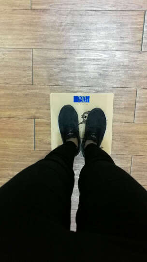 【品牌直营】Meilen电子秤称重人体秤精准电子称健康秤家用计体重秤 USB充电款 晒单图