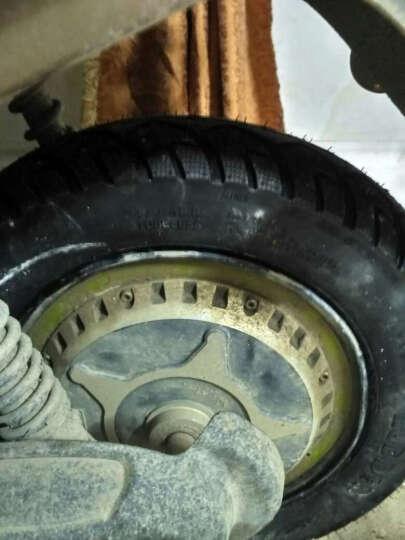 进口3.00-10真空胎摩托车3.0-10轮胎 加厚电动车轮前胎后胎内外胎电瓶车胎外带包邮 3.00-10真空胎 晒单图