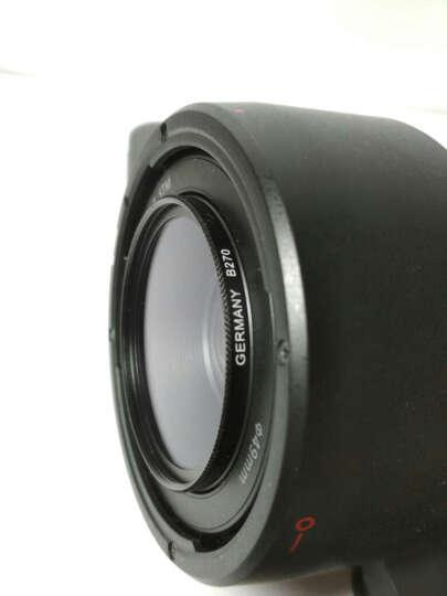 C&Cuv镜82mm UV滤镜 DC UV保护镜 单反佳能 尼康 索尼相机保护镜 超薄双面多层镀膜无暗角 金圈UV滤镜 晒单图