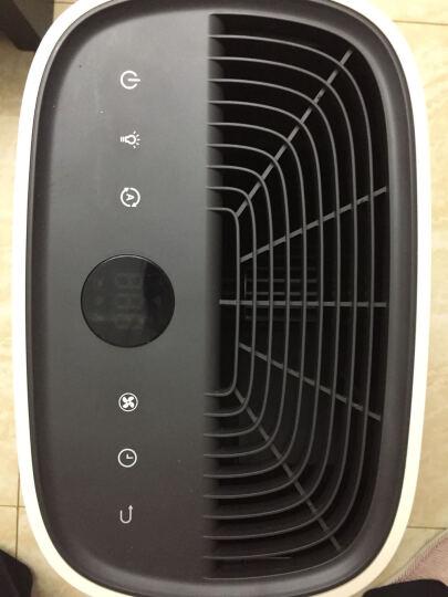 飞利浦(PHILIPS) 空气净化器家用除甲醛花粉卧室智能定时静音氧吧AC2888去烟雾 AC2890浅灰色 晒单图