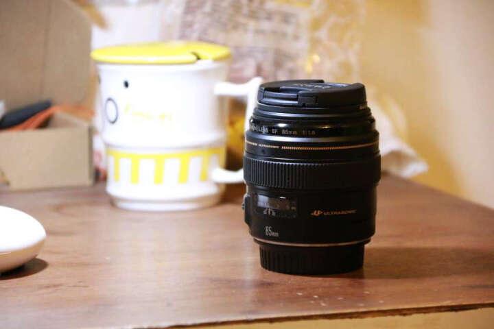 佳能(Canon) 标准定焦镜头/人像镜头 EF 50mm f/1.2L USM 镜头 晒单图