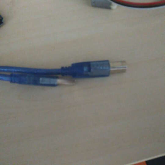 UNO R3 开发板 送USB线1条 原版 UNO R3 晒单图