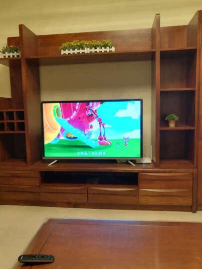 长虹(CHANGHONG) 50U3C 50英寸双64位4K超高清智能液晶电视(乌金黑) 黑色 晒单图